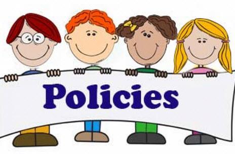 Slide image of Policies