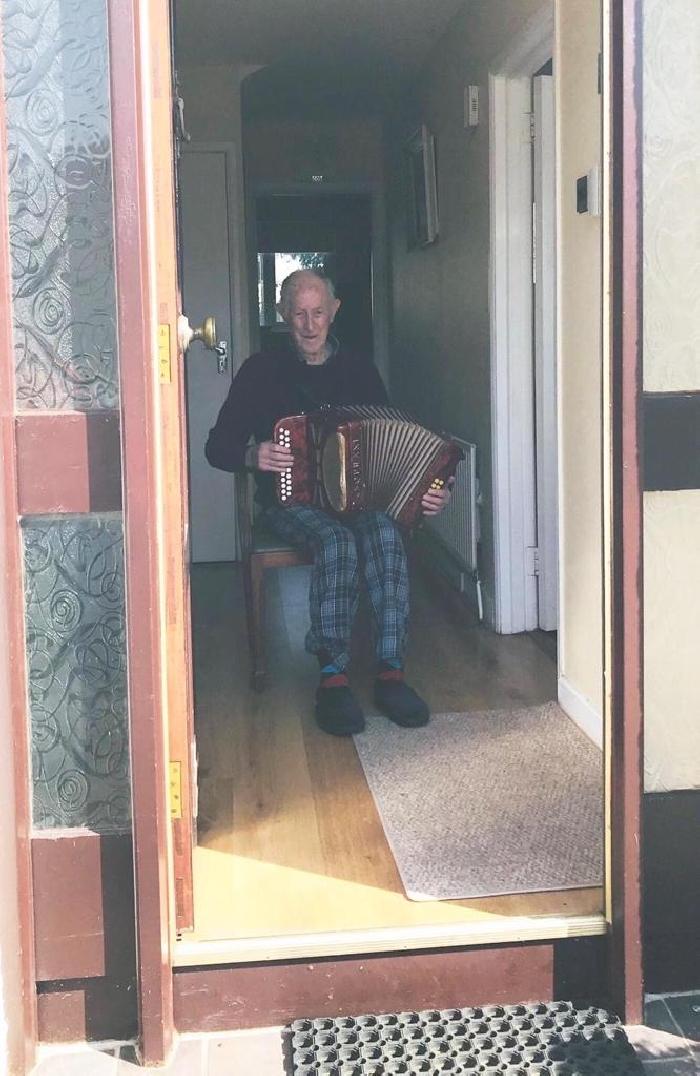 Media Library - 7-Grandad Musician